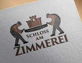 #23 para Logo Design for - ZIMMEREI AM SCHLOSS de muaktiv