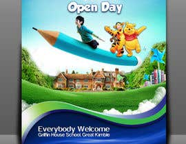 Artimization tarafından Design a Flyer for a School Open Day için no 11