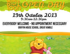 #13 for Design a Flyer for a School Open Day by Kodeh