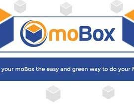 #8 for moBox Banner by ReallyCreative