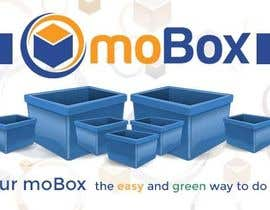 #13 for moBox Banner by ReallyCreative