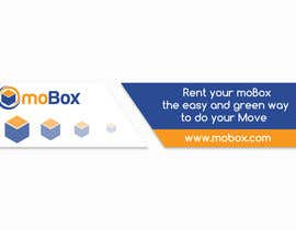 #15 for moBox Banner by YessaY