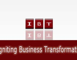 #71 untuk Design a Logo for my business - The Igniting Business Transformation (IBT) Group oleh pradheesh23
