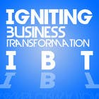 Bài tham dự #6 về Graphic Design cho cuộc thi Design a Logo for my business - The Igniting Business Transformation (IBT) Group