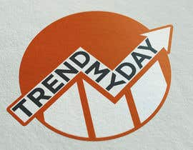 #6 for Trends Site Logo by grozdancho