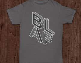 #9 para Design a T-Shirt BALF por boki9091