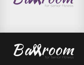 #3 สำหรับ Ballroom Dance for Senior Fitness Logo โดย nicogiudiche
