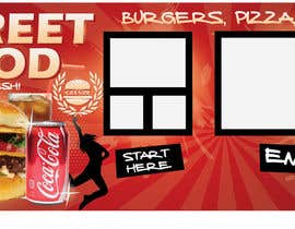 #20 for I need some Graphic Design idea for fast food kiosk by natterum