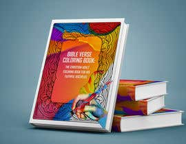 #23 สำหรับ Adult Coloring Book Cover Design โดย stassnigur