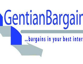 nº 8 pour Develop a Corporate Identity for GentianBargains. par Hypopotamus