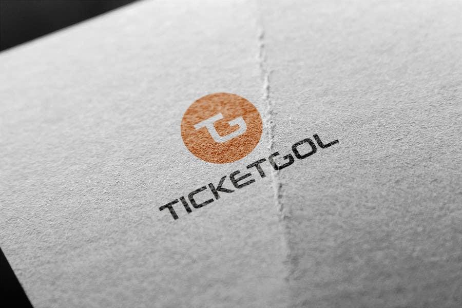 Penyertaan Peraduan #                                        8                                      untuk                                         Diseñar un logotipo - TicketGol