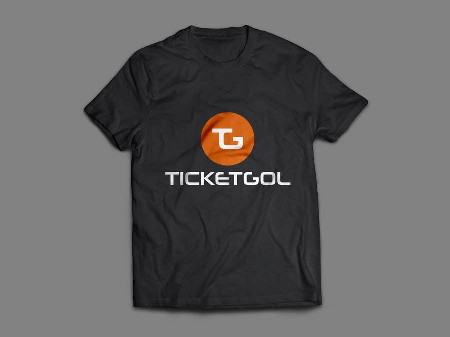 Penyertaan Peraduan #                                        11                                      untuk                                         Diseñar un logotipo - TicketGol
