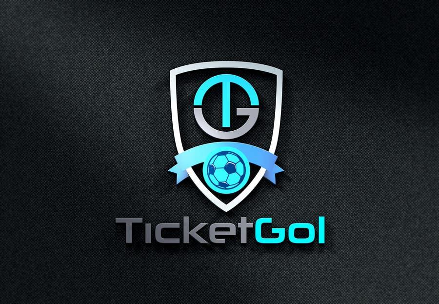 Penyertaan Peraduan #                                        34                                      untuk                                         Diseñar un logotipo - TicketGol
