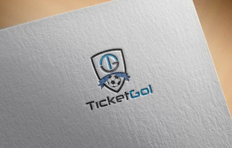 Participación en el concurso Nro.                                        44                                      para                                         Diseñar un logotipo - TicketGol