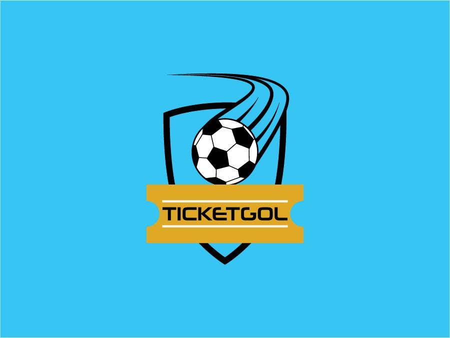 Penyertaan Peraduan #                                        52                                      untuk                                         Diseñar un logotipo - TicketGol