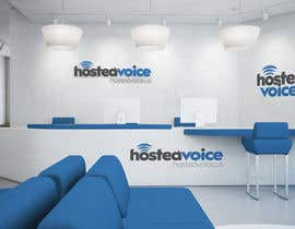 #9 for Design a Logo for HostedVoice.us by jaiko