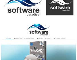 #274 untuk Design a Logo for Software Paradise e-commerce site oleh QuantumTechart