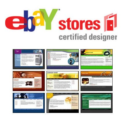 #5 for Build a ebay store and matching listing template, logo and facebook landing page by serve4you