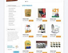 nº 21 pour Build a ebay store and matching listing template, logo and facebook landing page par grapaa