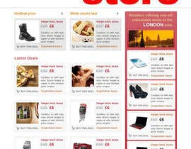 #26 para Build a ebay store and matching listing template, logo and facebook landing page por grapaa