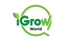 "#92 for Make Logo Variation for ""iGrow World"" by arkitx"