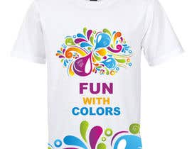 #23 for Design a T-Shirt for Coloring Books fans (Teespring, Amazon Merch) by venky9291