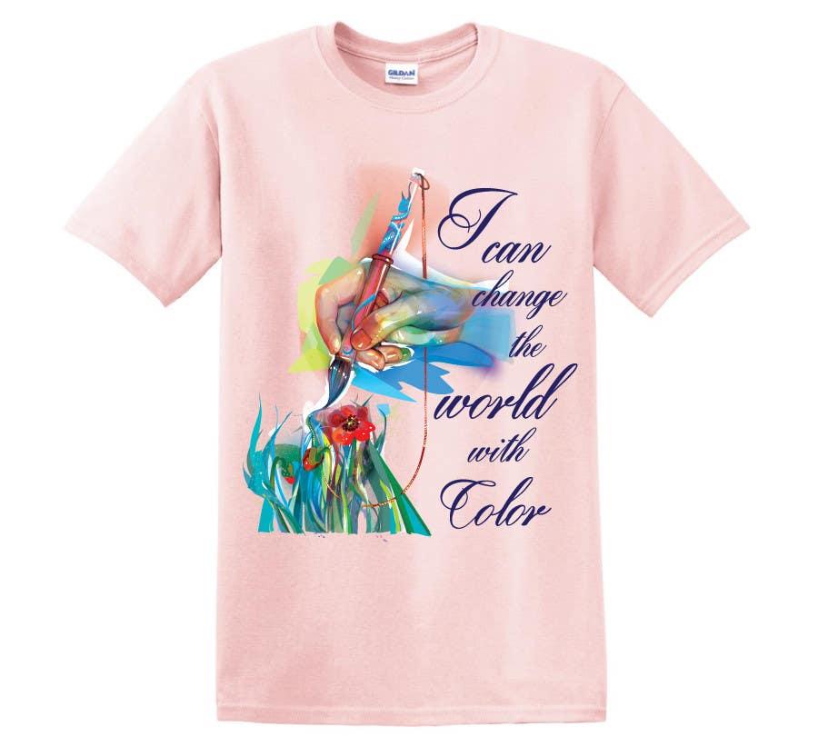 Penyertaan Peraduan #                                        4                                      untuk                                         Design a T-Shirt for Coloring Books fans (Teespring, Amazon Merch)