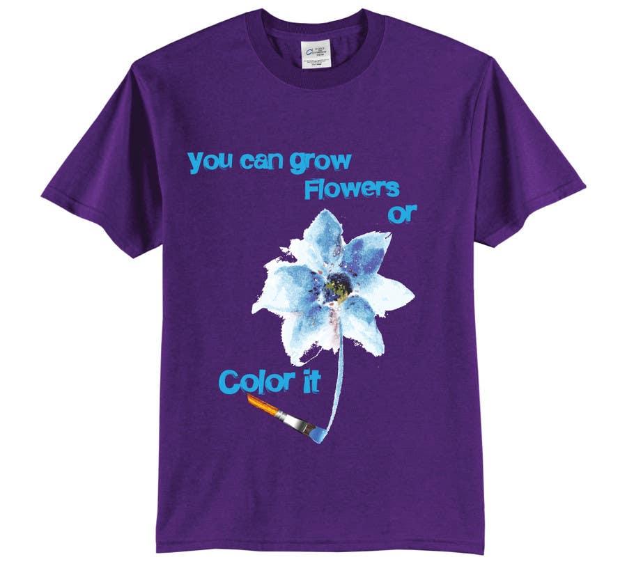 Penyertaan Peraduan #                                        7                                      untuk                                         Design a T-Shirt for Coloring Books fans (Teespring, Amazon Merch)