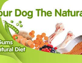 #2 for Design a Banner wrap for our freezer, pet store by blackdahlia24