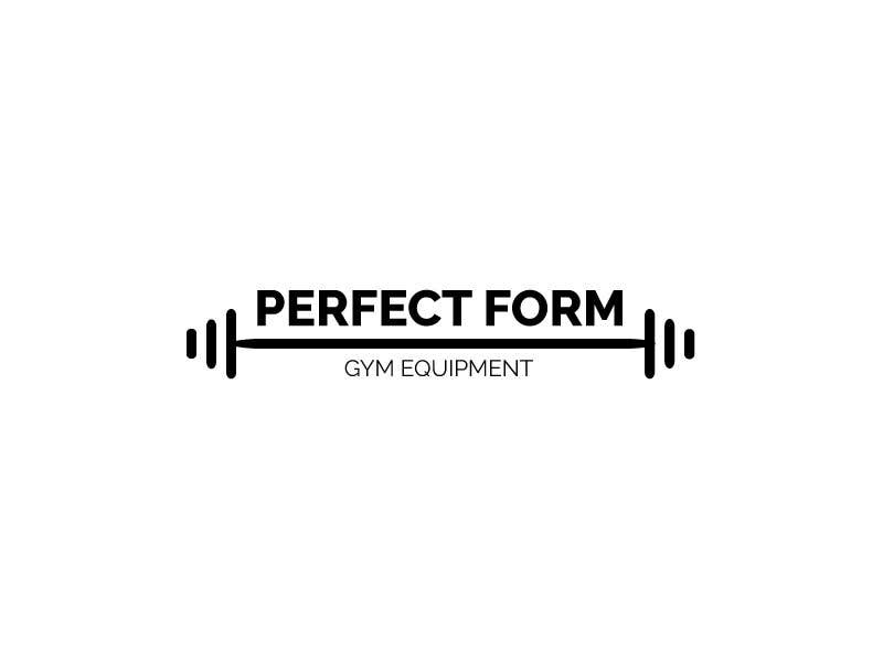 Contest Entry #                                        1                                      for                                         I need a logo designed. Perfect form -- 1