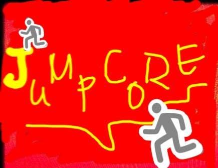 Participación en el concurso Nro.                                        24                                      para                                         JUMPCORE Logo
