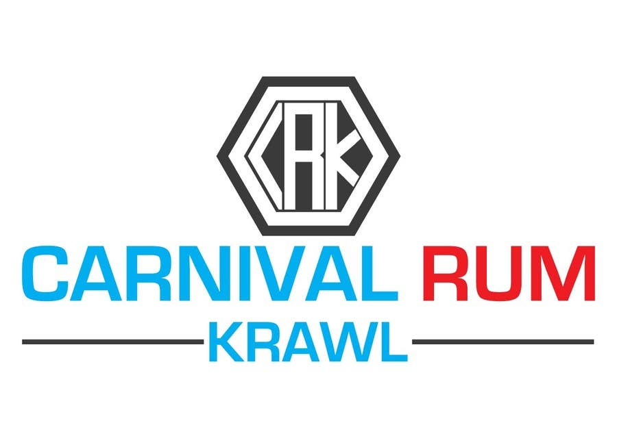 Contest Entry #12 for CRK Carnival Rum Krawl
