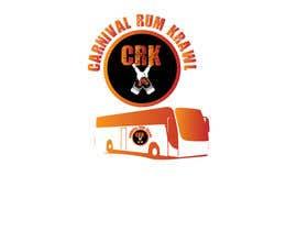 designfreakz tarafından CRK Carnival Rum Krawl için no 5