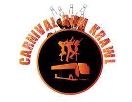 designfreakz tarafından CRK Carnival Rum Krawl için no 15