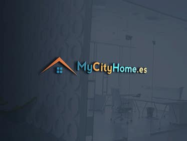 graphicideas4u tarafından Logo for MyCityHome.es a fully managed host service in Airbnb for house owners için no 56