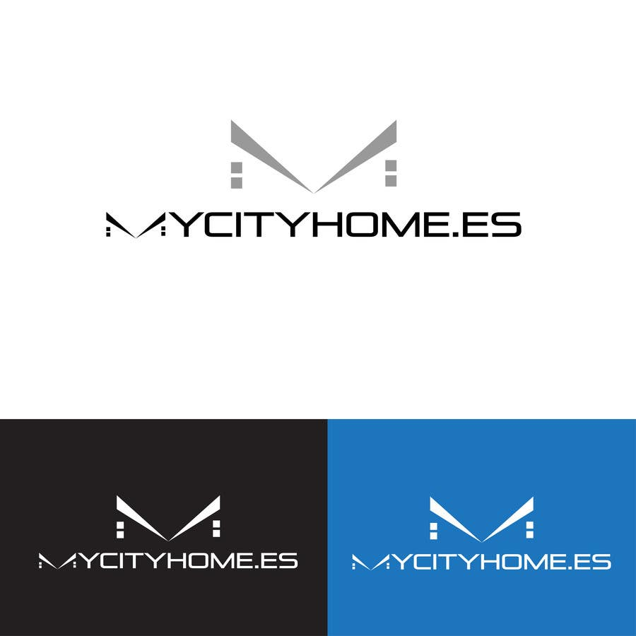 Participación en el concurso Nro.                                        16                                      para                                         Logo for MyCityHome.es a fully managed host service in Airbnb for house owners