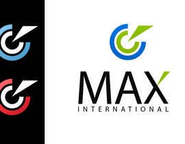 #364 pentru Logo Design for The name of the company is Max de către Tepom