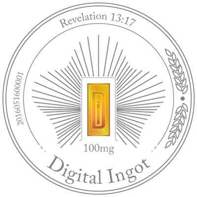 Contest Entry #                                        5                                      for                                         Acrylic coin design for encased gold ingot- Please read description -- 2