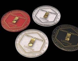 ahmadnazree tarafından Acrylic coin design for encased gold ingot- Please read description -- 2 için no 3