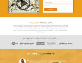 #2 for Design a Website Mockup by aryamaity