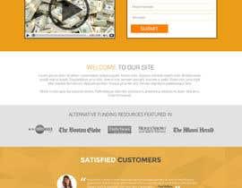 #2 para Design a Website Mockup de aryamaity