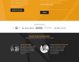 #14 for Design a Website Mockup by falmesino