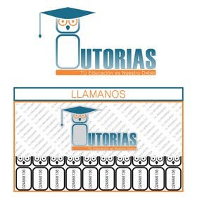 xpressivegil tarafından Diseño de logo tutorias academas için no 33