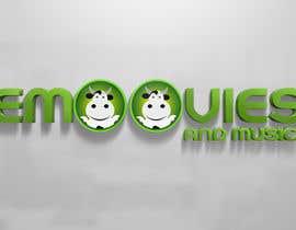 #10 for emoovies logo by vladamm