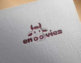 Nro 8 kilpailuun emoovies logo käyttäjältä judithsongavker