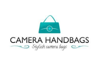#42 for Design a Logo for Camera Handbags by razvan83