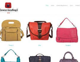 nº 33 pour Design a Logo for Camera Handbags par holasueb