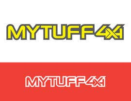 #72 for Company name is MyTuff 4x4...please designa logo by sihab9999