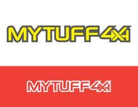 Nro 72 kilpailuun Company name is MyTuff 4x4...please designa logo käyttäjältä sihab9999