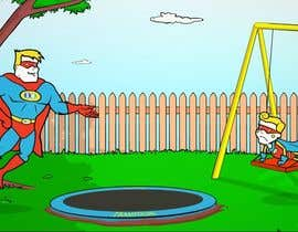 #12 for Create an Animation for TRampoline Safety by Piddlyboy